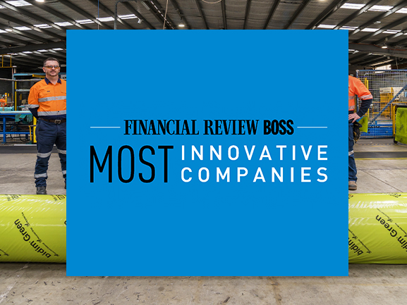 Geofabrics recognised at AFR BOSS Most Innovative Companies list 2020