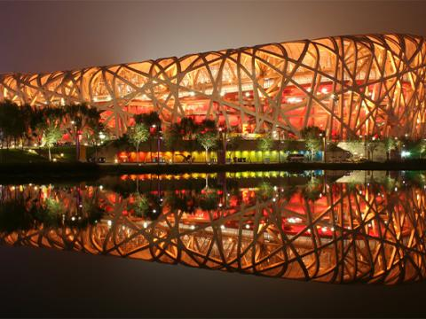 Beijing National Stadium_Geofabrics