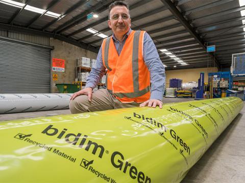 bidim Green_Australia_Geofabrics